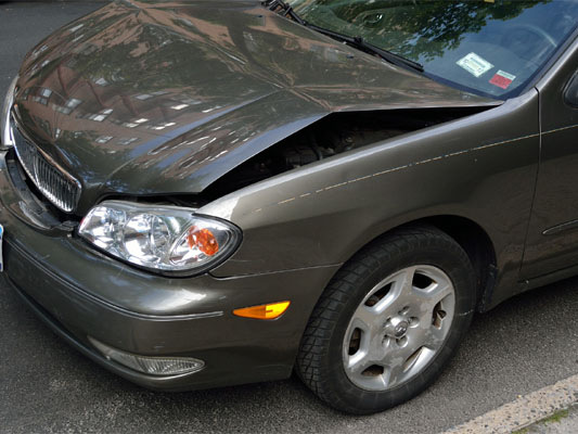 minor collision repair