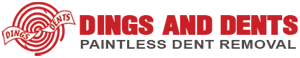 Dings & Dents Mobile Logo