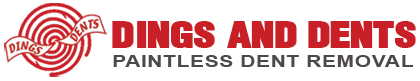 Dings & Dents Logo