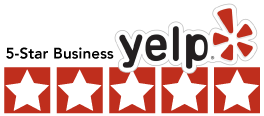 five star yelp reviews